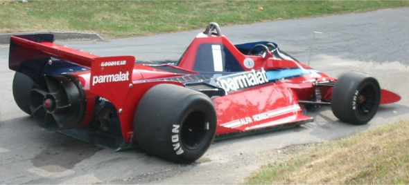 La Brabham BT46B: una (s)ventola di monoposto