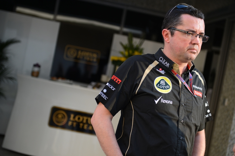 "Boullier: ""Nessun problema in Lotus"""
