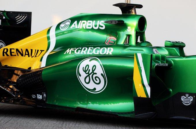 Caterham: La presentazione della vettura 2014 a Jerez il 28 gennaio