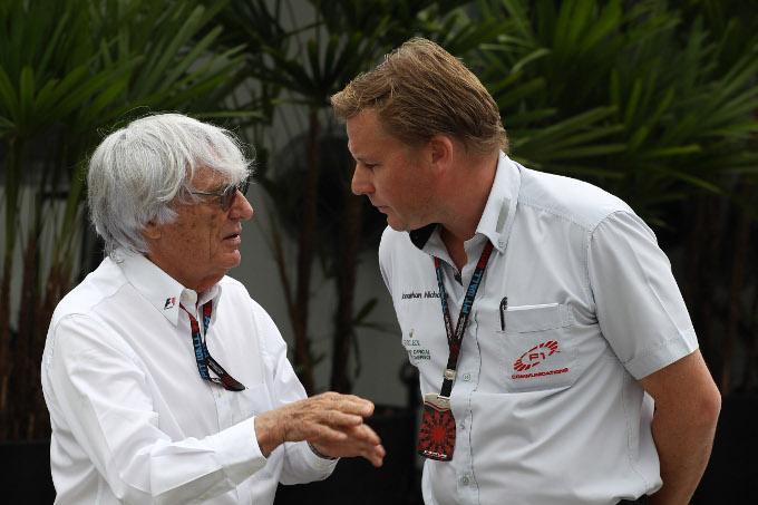 Ecclestone in trattativa con due potenziali nuovi team di F1
