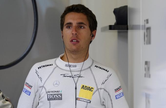 Daniel Juncadella pilota di riserva del team Force India per il 2014