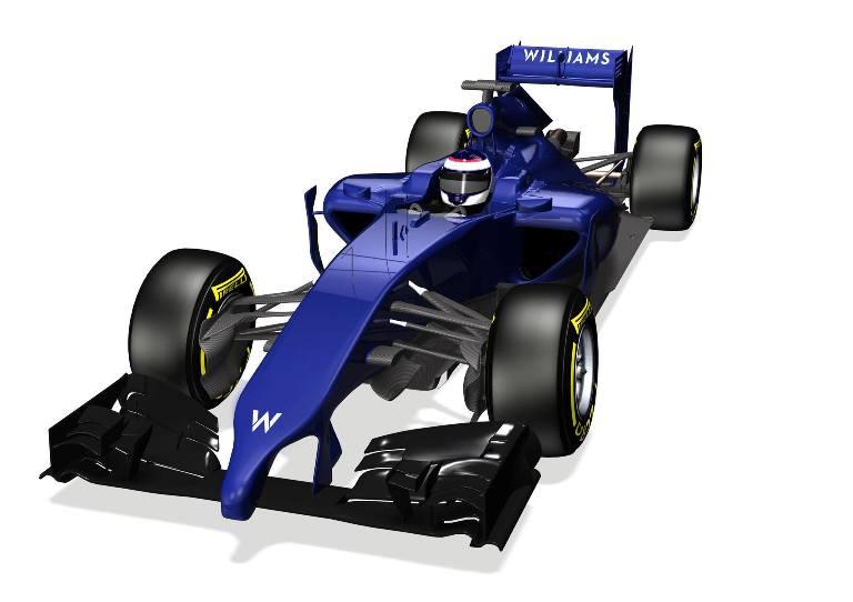 Williams FW36 - 2014