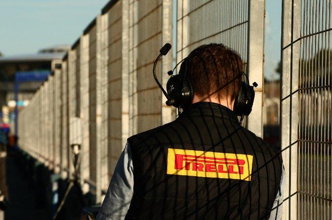 Test Ufficiali F1 a Jerez: Dati sulle gomme poco significativi