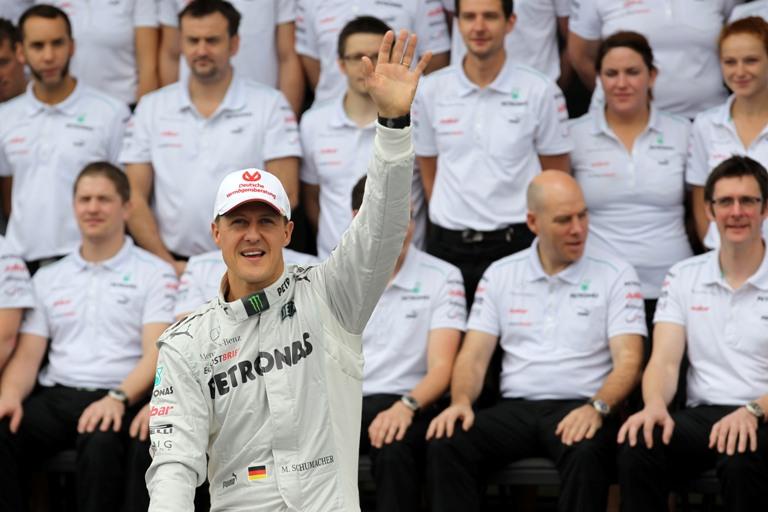 Si accende la speranza per Schumacher