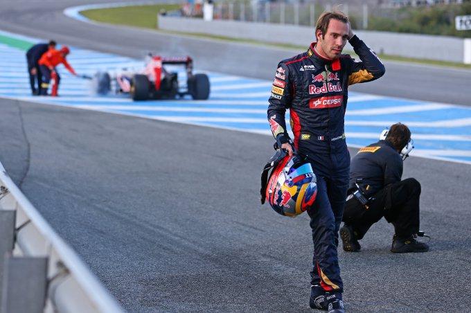 """Toro Rosso: Jean Eric Vergne, """"Giornata difficile ma abbiamo fatto qualche passo avanti"""""""