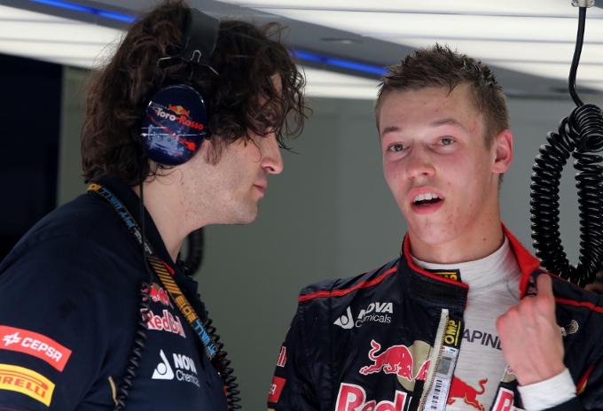 """Toro Rosso: Kvyat, """"Abbiamo fatto ulteriori progressi"""""""