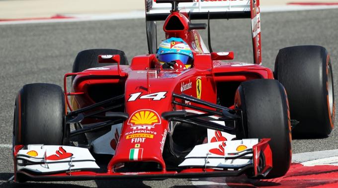 """Alonso: """"Al momento tutto procede secondo le nostre aspettative"""""""