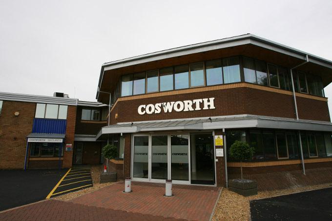 La Cosworth non esclude il ritorno in F1