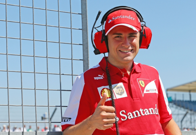Davide Rigon rinnova con la Ferrari e prenota il FIA WEC