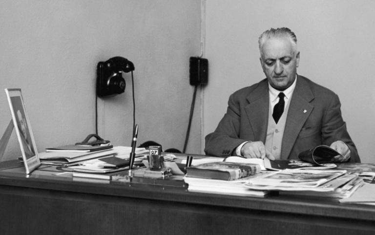 Il 18 febbraio 1898 nasceva Ferrari
