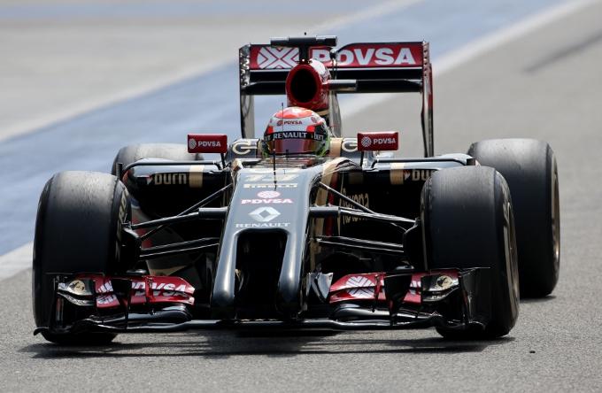 """Lotus: Maldonado, """"Abbiamo un buon potenziale. Oggi solo un problema allo scarico"""""""