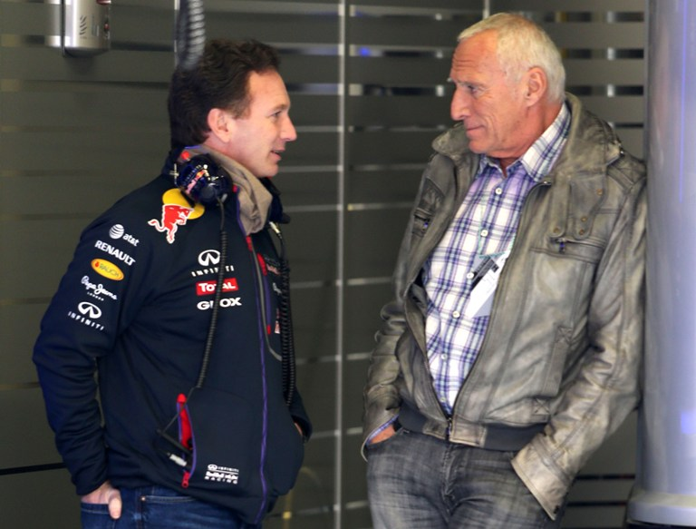 "Mateschitz: ""I guai Red Bull nascono dal motore"""