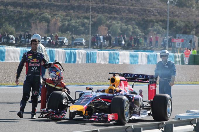 """Minardi: """"La Red Bull potrebbe cambiare motore nel 2015"""""""