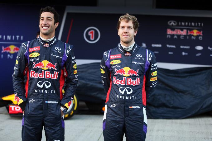 "Vettel: ""Ricciardo mi renderà la vita difficile"""