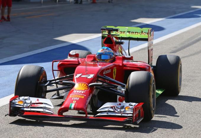 Pirelli e i team di F1 definiscono il calendario dei test durante la stagione 2014