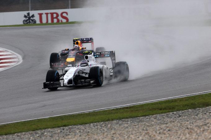 """GP della Malesia: Bottas riceve la prima penalità """"a punti"""""""