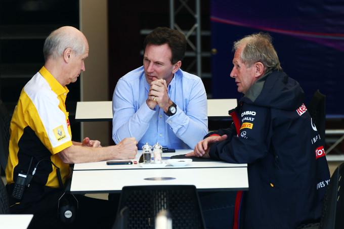 Red Bull, Horner smentisce passaggio ai motori Honda