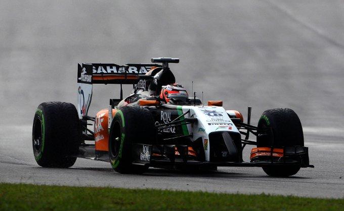 """Force India: Hulkenberg, """"Siamo di nuovo nella top ten e possiamo puntare ai punti in gara"""""""