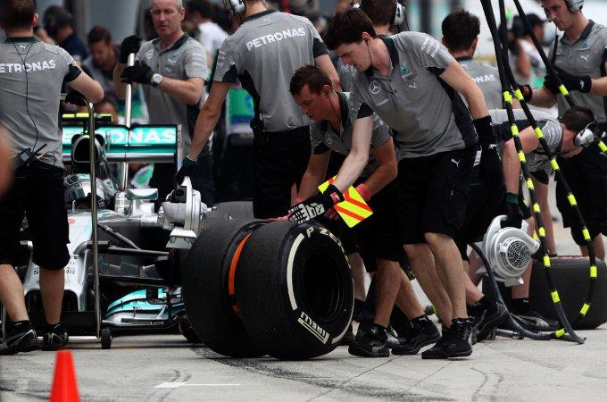 """Pirelli: Hembery, """"Gli pneumatici hanno mostrato un buon equilibrio di prestazioni"""""""