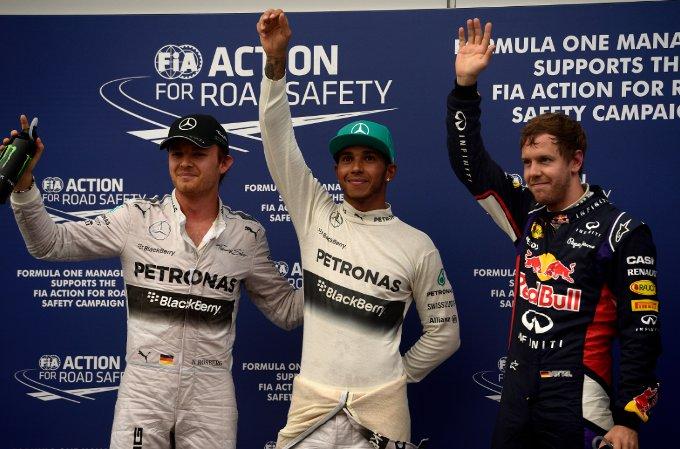 Gran Premio di Malesia: La griglia di partenza