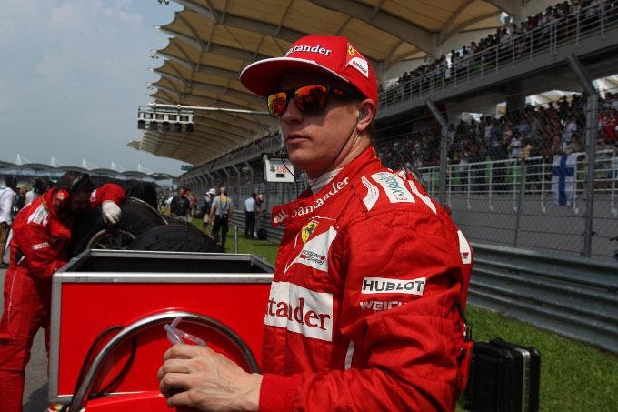 """Raikkonen: """"La Ferrari sarà il mio ultimo team in F1"""""""