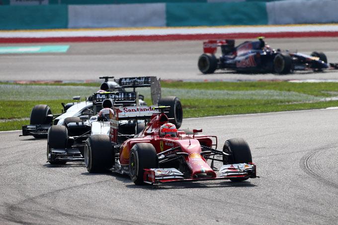 """Raikkonen: """"Dopo l'incidente la vettura non è stata più la stessa"""""""
