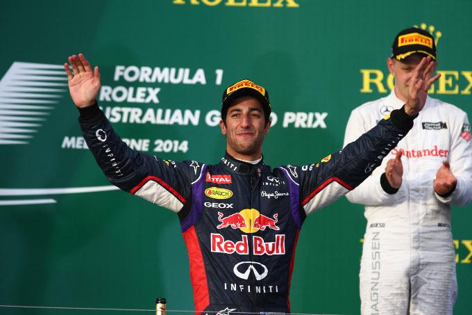 Red Bull presenta appello contro squalifica Ricciardo