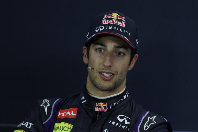 Ricciardo squalificato dal GP Australia