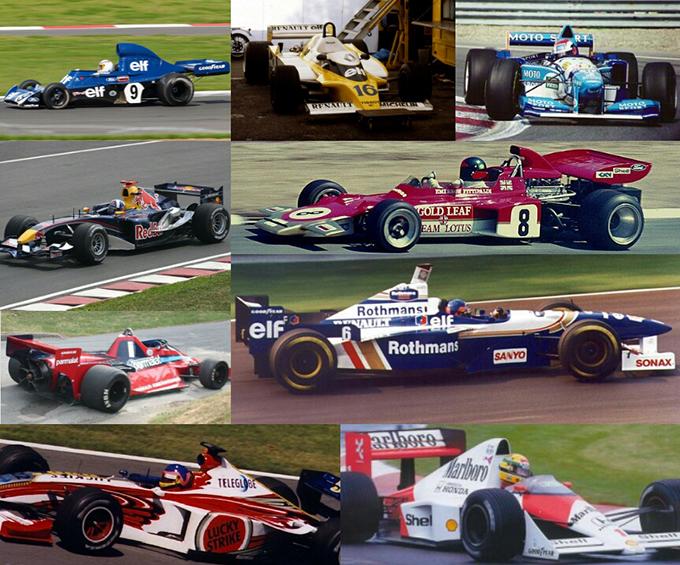 La Formula 1 e gli Sponsor
