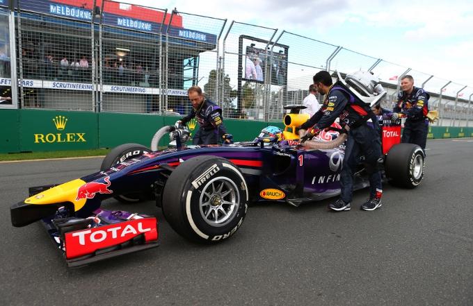 "Vettel: ""Sarà una lunga stagione"""