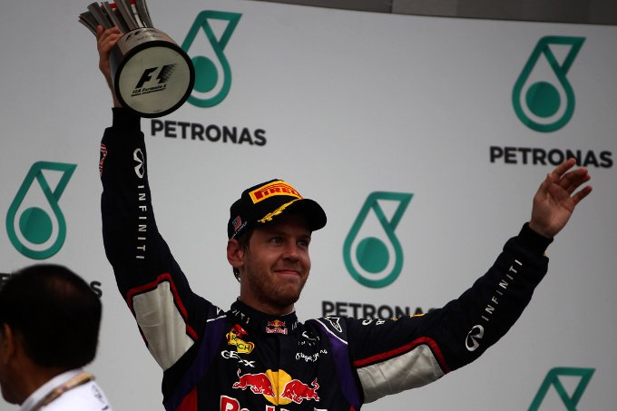 """Vettel: """"Un terzo posto al di là delle mie aspettative"""""""