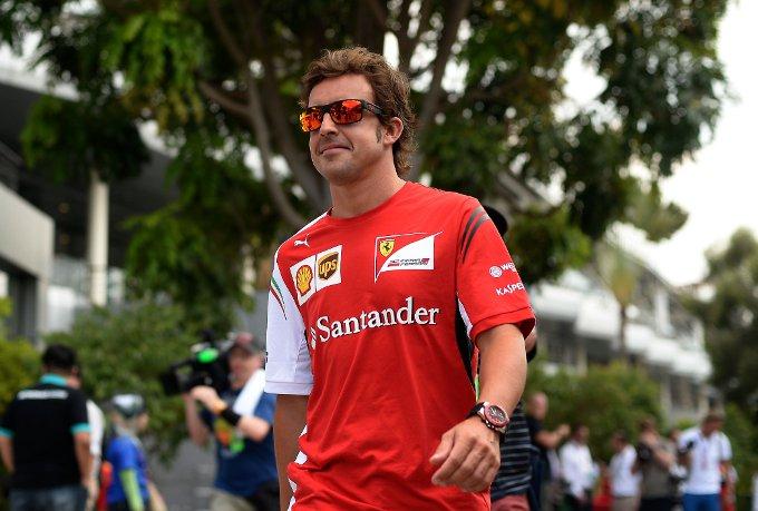 "Alonso: ""Pronto a combattere"""