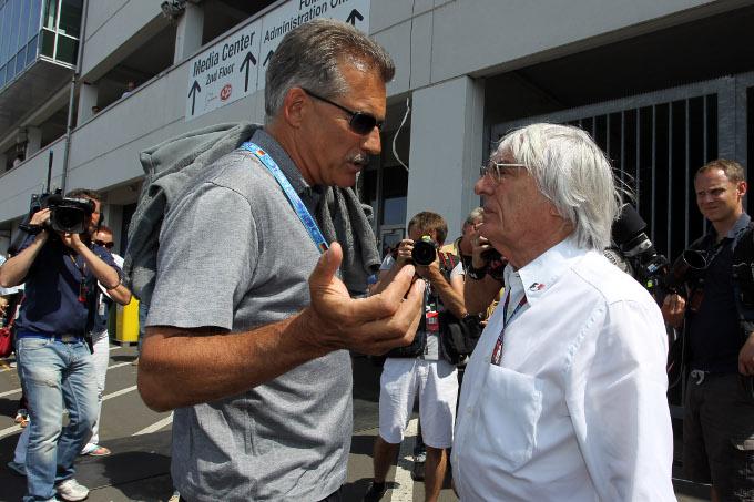 BMW e Ford valutano il ritorno in F1