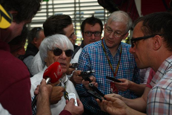 """Ecclestone: """"Questa nuova F1 è inaccettabile"""""""