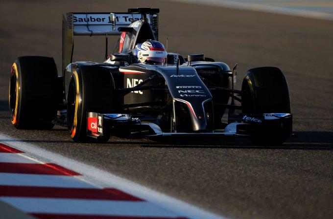 Sauber: in pista in Bahrain con il giovane Sirotkin