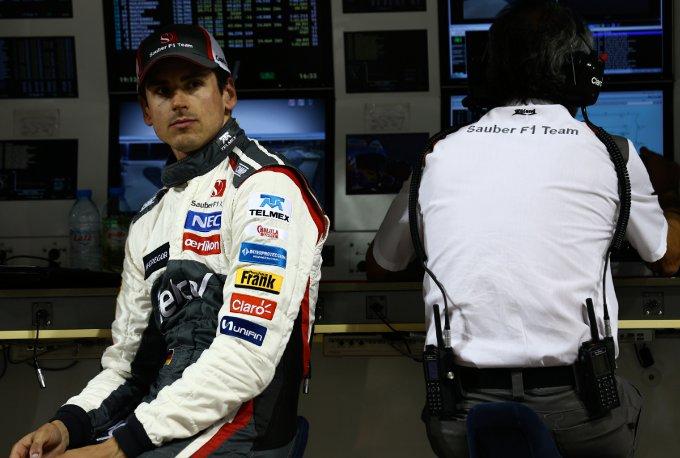 Gran Premio del Bahrain: penalità in griglia di 5 posizioni per Sutil