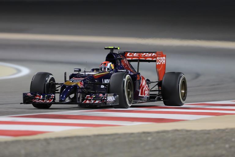 "Toro Rosso, Kvyat: ""Giornata fruttuosa e senza problemi"""