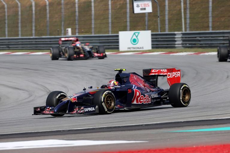 Toro Rosso pronta per affrontare il Bahrain