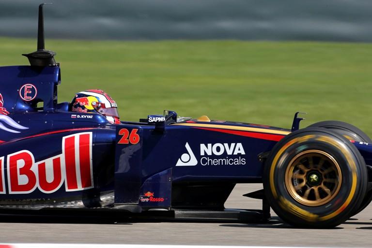 """Toro Rosso, Kvyat: """"Test utili per fare esperienza"""""""