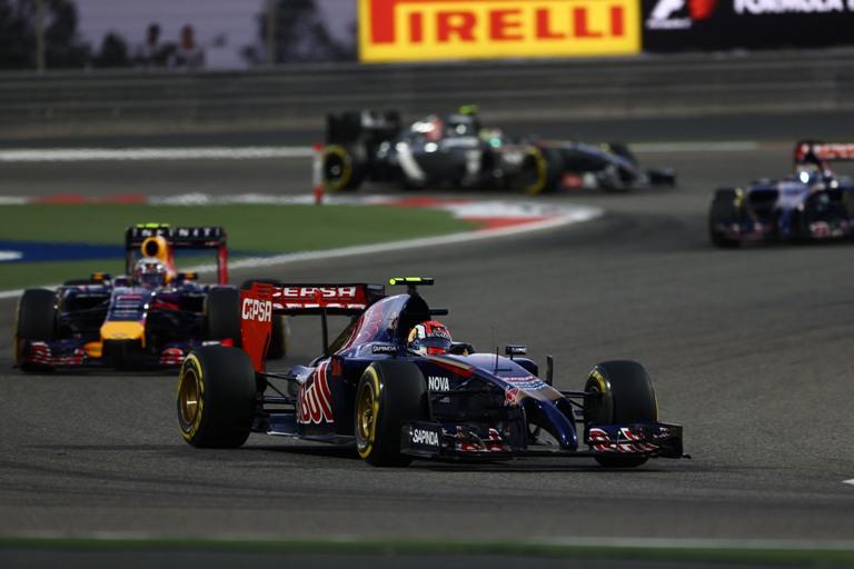 """Toro Rosso, Kvyat: """"Non avevo abbastanza velocità"""""""