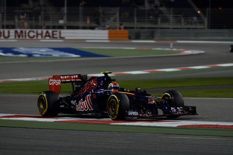 """Toro Rosso, Kvyat: """"Sorpreso di non essere entrato nei dieci"""""""