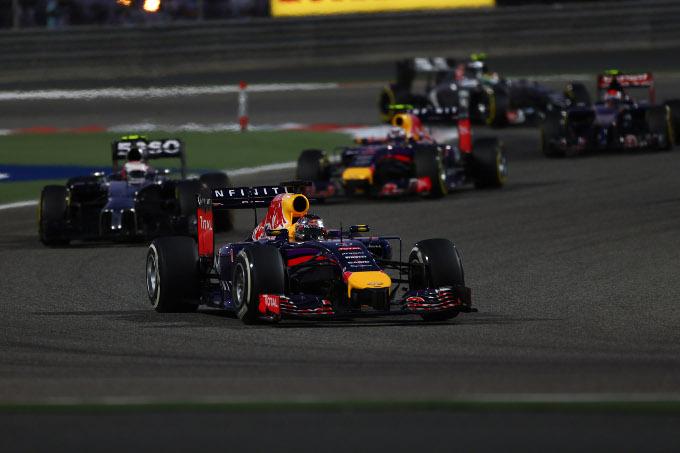 """Vettel: """"Red Bull troppo lenta in rettilineo"""""""