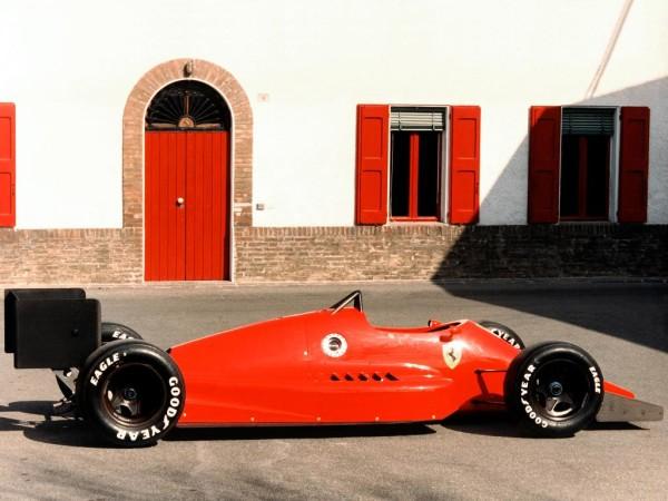Ferrari ed il sogno Indy