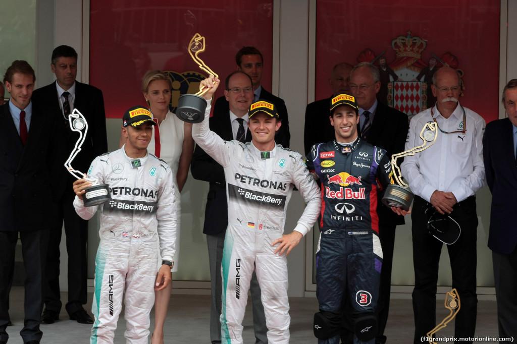 Le pagelle del Gran Premio di Monaco