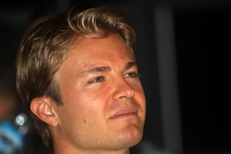 """Rosberg: """"Oggi non ero a mio agio con la vettura"""""""