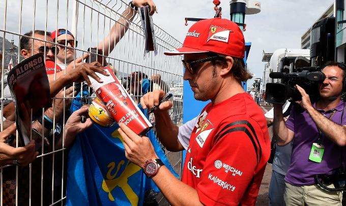 """GP di Monaco – Alonso: """"Una pista che può riservare sorprese"""""""