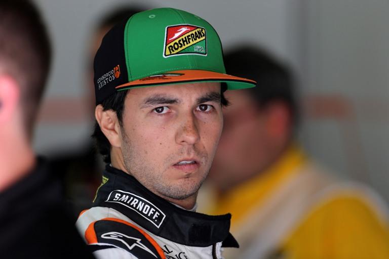 """Force India, Perez: """"Speriamo di approfittare del buon momento"""""""