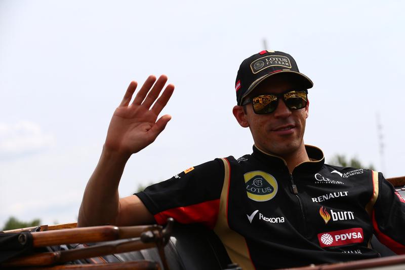 Test F1 Barcellona, giorno 2: Maldonado in testa nella sessione del mattino