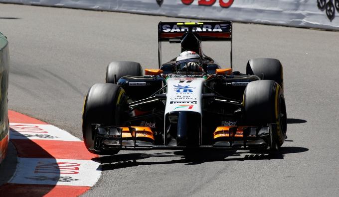 """Force India: Perez, """"Si poteva fare di piu' oggi in qualifica"""""""