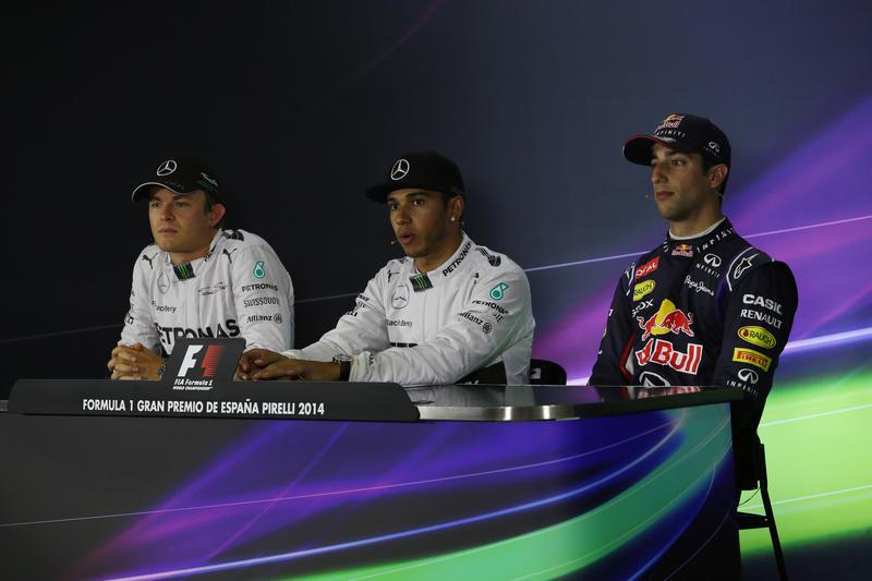 Red Bull: per fortuna c'è Ricciardo